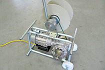 Electric capstan winch SWE 500